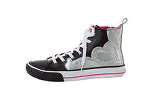 Landau TAKEFLIGHT Zip Up High Top Slip Resistant Shoe