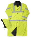 Liberty Uniforms 586M Reversible ANSI 3 Raincoat