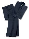Liberty Uniforms 640M Mens Comfort Zone Coolmax Class A Trouser