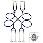 MDF Instruments 757PT MDF® Pulse Time™ Teaching Stethoscope - 4 Users