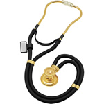 MDF Instruments 767K MDF® Sprague Rappaport Stethoscope - 22K Gold Edition
