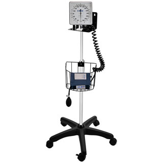 MDF Instruments 830 MDF® Mobile Aneroid Sphygmomanometer