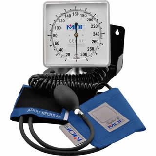 MDF Instruments 840 MDF® Desk & Wall Aneroid Sphygmomanometer