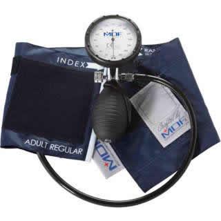 MDF Instruments 848XP MDF® Medic Palm™ Aneroid Sphygmomanometer