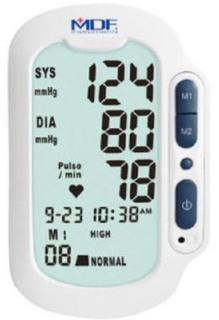 MDF Instruments BP65 MDF® Lenus™ Digital Blood Pressure Monitor > Arm