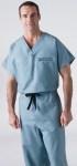Medline 649 Unisex Reversible 100% Cotton Scrub Pants