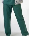 Medline 674 Angel Stat Unisex Elastic Waist Scrub Pants
