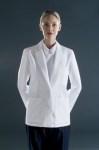 Medline 88018 Ladies Consultation Lab Coat