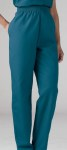 Medline 8852 Comfortease Elastic Waist Two-pocket Scrub Pants