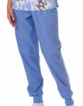 Medline 8854 Comfortease Knit Cuff Scrub Pants