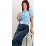 Medline MDT14231 Ladies Elastic Waist Skirt