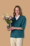 Medline MDT76003 Ladies' Three-Quarter Length Sleeve Smocks