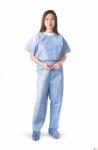 Medline NON27213 Disposable Scrub Pants