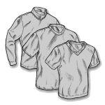 Mocean 452 Vapor T-Shirt V-Neck