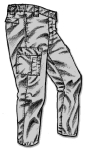 Mocean 2059 Patrol Cargo Short Pant