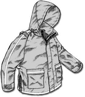 Mocean 5030A Raincoat