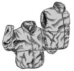 Mocean 6551 Micro Fleece Zip In Jacket
