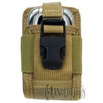 "Maxpedition 0107 3.5"" CLIP ON Phone Holster"