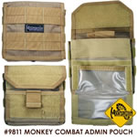 Maxpedition 9811 Monkey Combat Admin Pouch