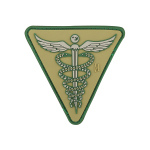 Maxpedition CADU Caduceus Patch  2.6 x 2.6