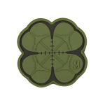 Maxpedition CLOV Lucky Shot Clover Patch  2 x 2