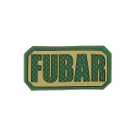 Maxpedition FUBR FUBAR Patch  2 x 1