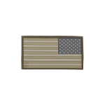 Maxpedition US1R Reverse USA Flag Patch Small  2 x 1