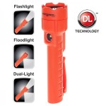 Nightstick NSP-2422R NSP-2422R Dual-Light™ Flashlight w/Dual Magnets