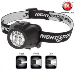 Nightstick NSP-4602B NSP-4602B Dual-Light™ Headlamp