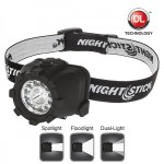 Nightstick NSP-4606B NSP-4606B Dual-Light™ Headlamp