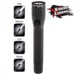 Nightstick NSR-9514XL Polymer Multi-Function Duty / Personal-Size Flashlight - Rechargeable