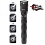 Nightstick NSR-9614XL Metal Multi-Function Duty/Personal-Size Flashlight - Rechargeable