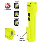 Nightstick XPP-5422GM Intrinsically Safe Permissible Dual-Light™ Flashlight w/Dual Magnets