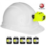 Nightstick XPP-5454GC Intrinsically Safe Multi-Function Dual-Light™ Headlamp w/Hard Hat Clip