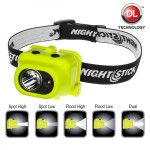 Nightstick XPP-5454G Intrinsically Safe Multi-Function Dual-Light™ Headlamp