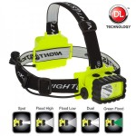 Nightstick XPP-5458G XPP-5458G Intrinsically Safe Permissible Multi-Function Dual-Light™ Headlamp