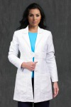 Med Couture 8672 Lab Coat