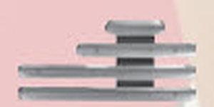 Premier Emblem 18GapRibbonMountsStaggeredRight 1/8