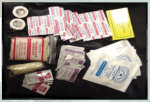 Premier Emblem 89157 Personal First Aid Kit Plastic,ANSI