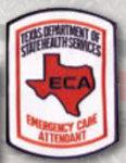 Premier Emblem D1754 Decal ECA Texas