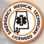 Premier Emblem D1775 Decal Alabama Emergency