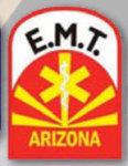 Premier Emblem D1800 Decal Arizona EMT