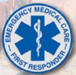 Premier Emblem D2034 Decal EMC First Responder