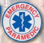 Premier Emblem D2038 Decal Emergency Paramedic