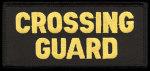 Premier Emblem E1365 2 X 4 School Crossing Guard Patch