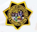 Premier Emblem E1387 Eureka Department of Corrections & Rehabilitation