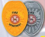 Premier Emblem E1410 Fire Dept Shield Patch