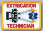 Premier Emblem E1436 Extrication Tech Patch