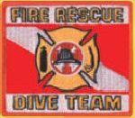 Premier Emblem E1441 Fire Rescue Dive Team