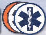 Premier Emblem E1551 3.75 Staff Of Life Circle
